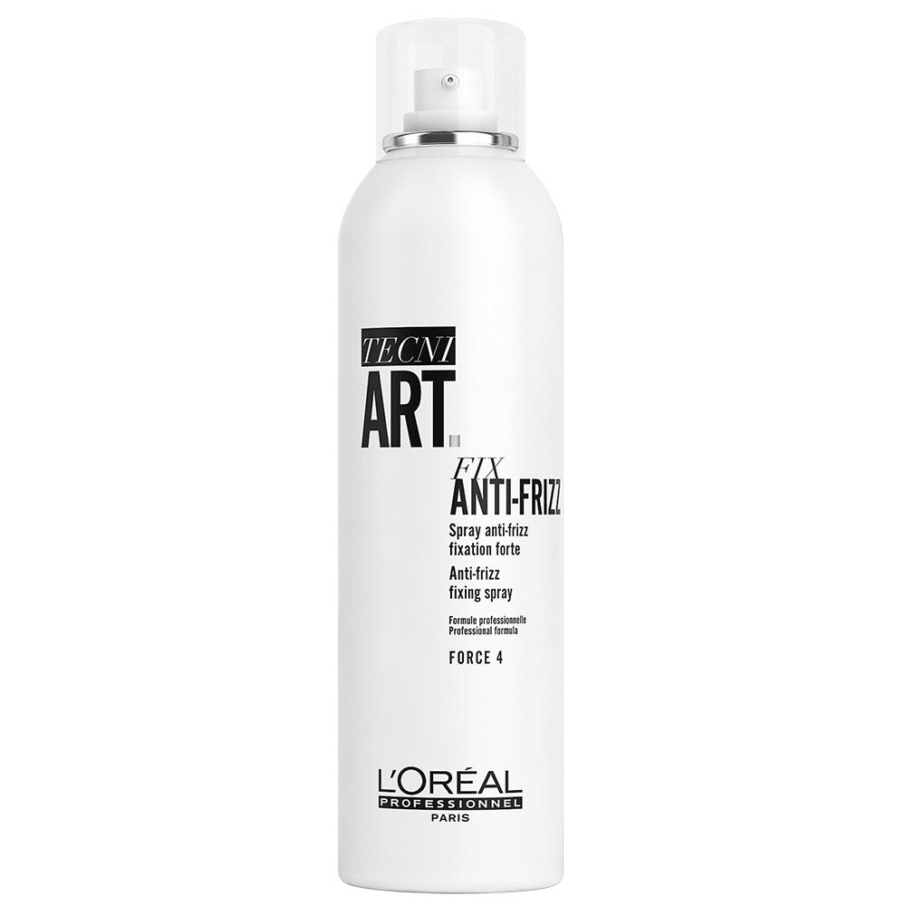 Loreal Tecni Art Fix Anti Frizz Spray 250ml