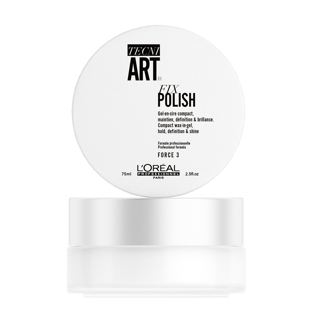 New Tecni.art Fix Polish Gel Wax