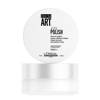 New Tecni.art Fix Polish Gel Wax