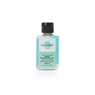 Mad Beauty All Hands - Pineapple and Lime Hand Cleansing Gel