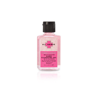 Mad Beauty All Hands - Raspberry and Honeydew Hand Cleansing Gel