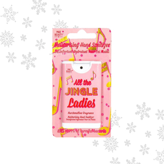 Mad Beauty All The Jingle Ladies Hand Sanitizer