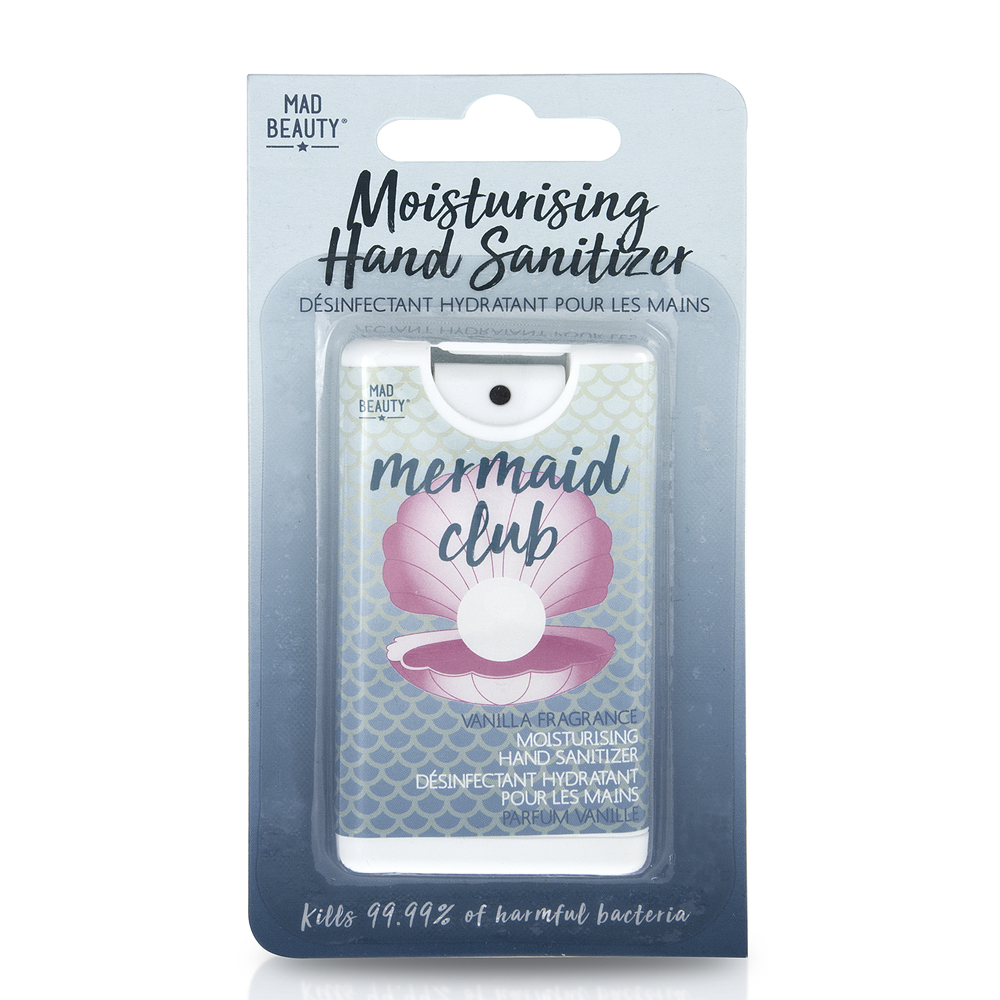 Mad Beauty Mermaid Hand Sanitizer - Vanilla