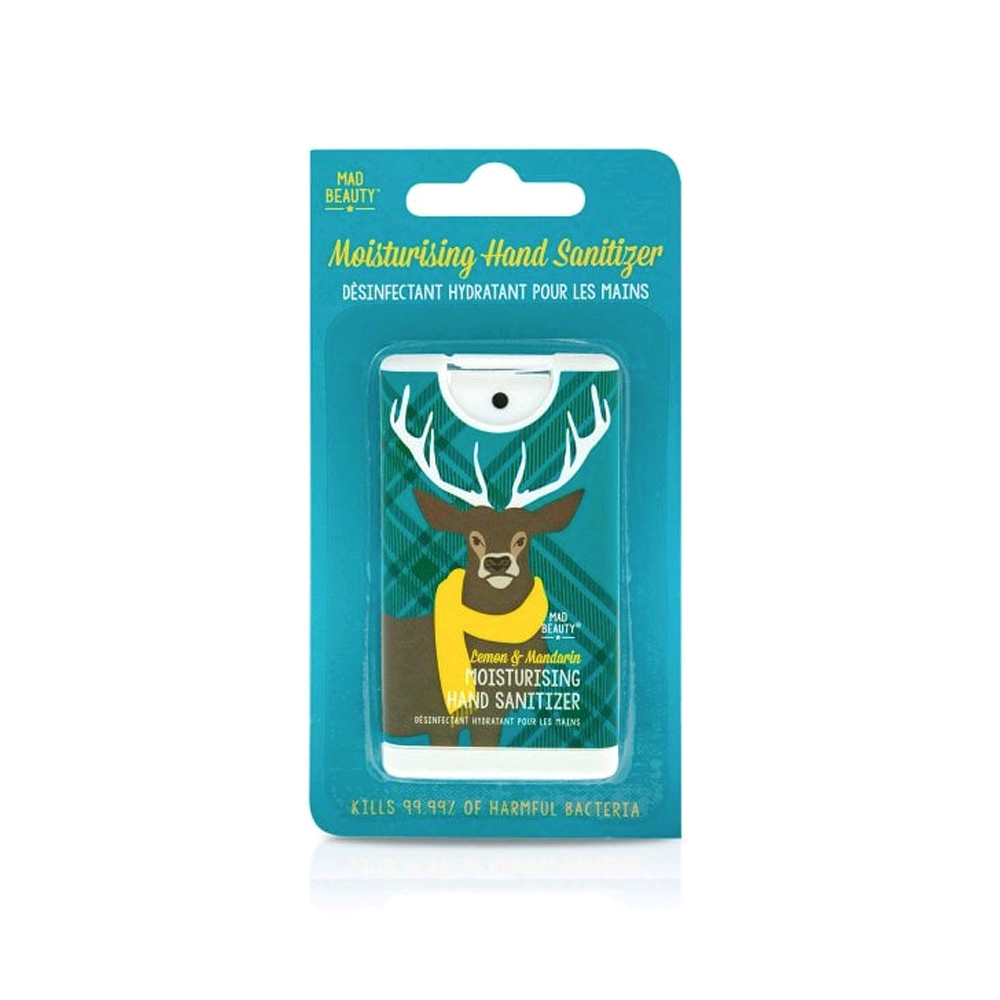 Mad Beauty Scottish Hand Sanitizer - Stag