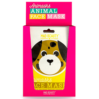 Mad Beauty Animasks Face Cleansing Mask - Dog