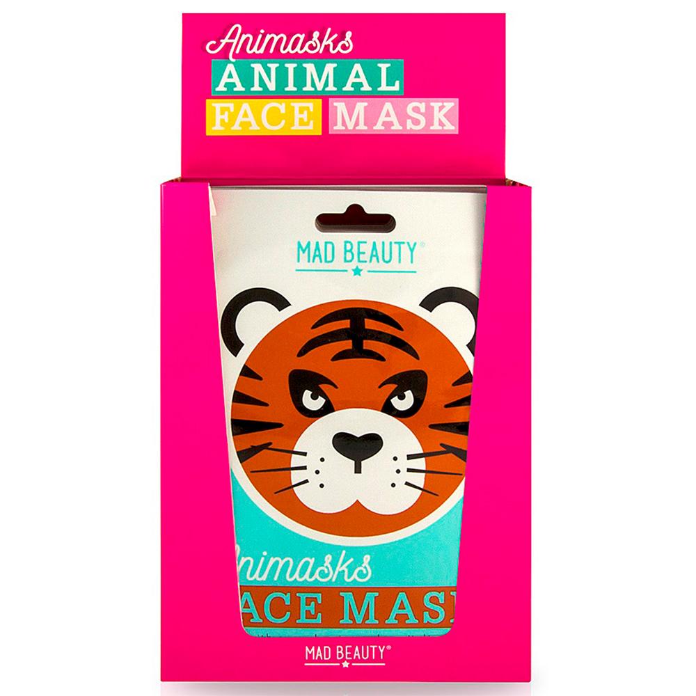 Mad Beauty Animasks Face Mask - Tiger