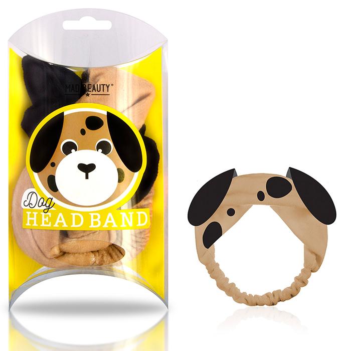 Mad Beauty Animal Headband - Dog