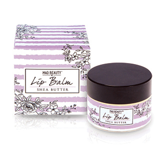 Mad Beauty In Bloom Lilac / Shea Butter Boxed Lip Balm