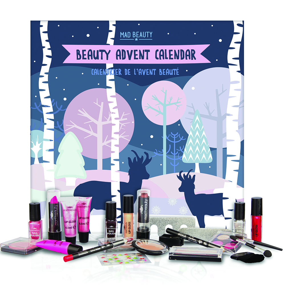 Mad Beauty Oh Deer 24 Days Cosmetic Calendar