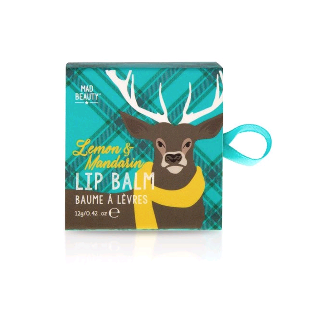 Mad Beauty Scottish Lip Balm - Stag