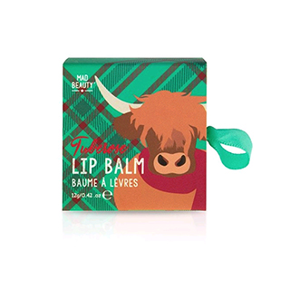 Mad Beauty Scottish Lip Balm - Highland Cow