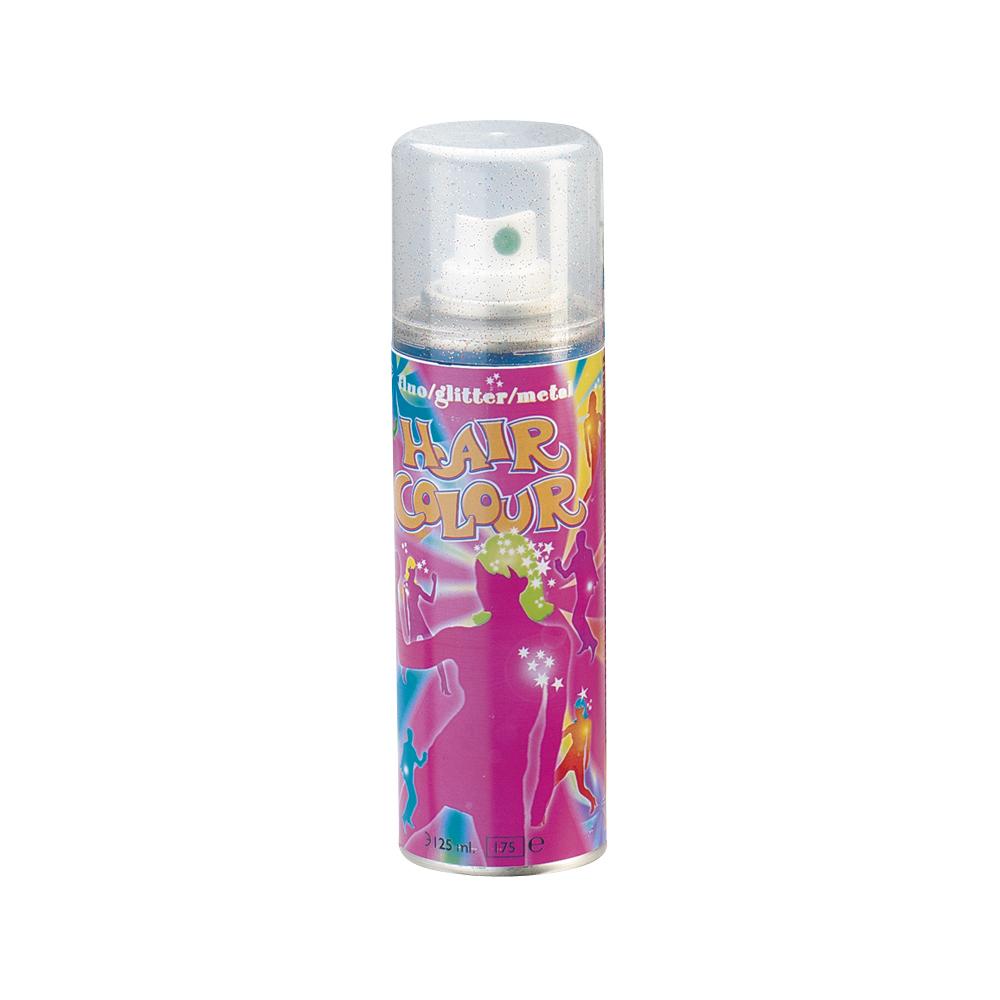 Glitter Hairspray - Multicoloured 125ml