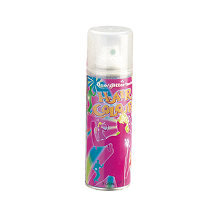 Glitter Hairspray - Silver 125ml
