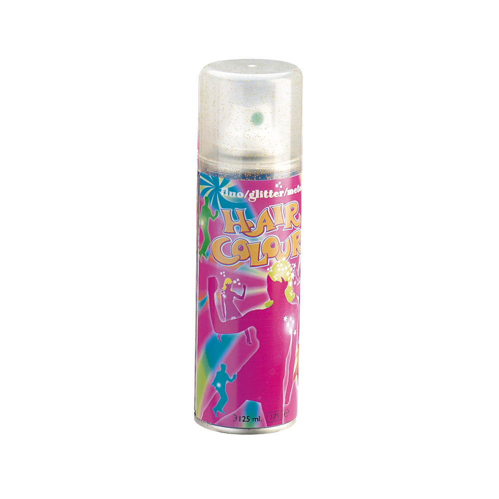 Glitter Hairspray - Gold 125ml