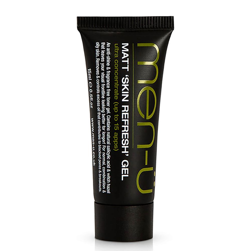 Men-U Matt Skin Refresh Gel 15ml Buddy