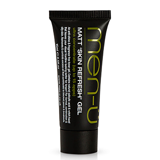 Men-U Matt Skin Refresh Gel 15ml Buddy