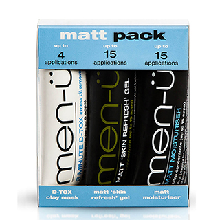 Men-U Matt Pack 3X15ml