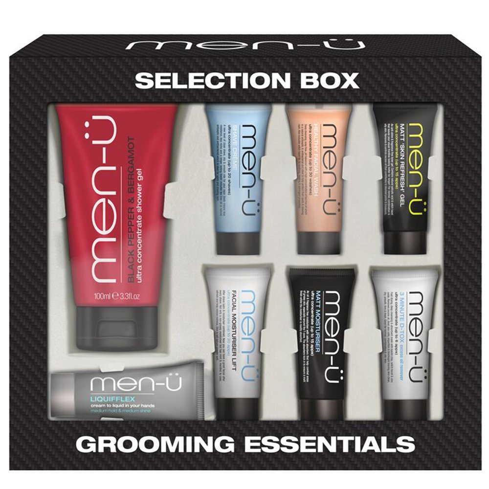 Men-U Selection Box Grooming Essentials