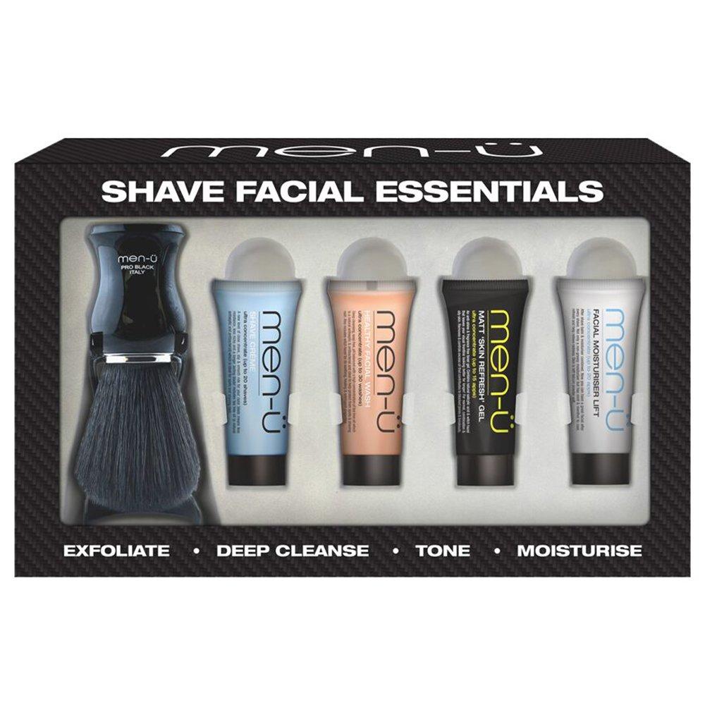 Men-U Shave Facial Essentials