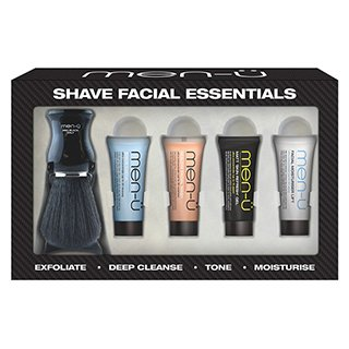 Men-U Shave Facial Essentials