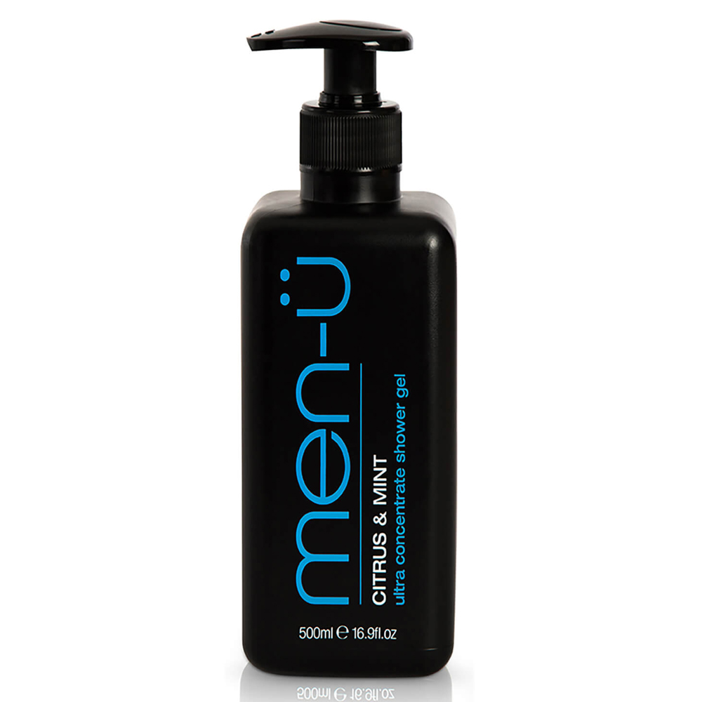 Men-U Citrus Mint Shower Gel 500ml