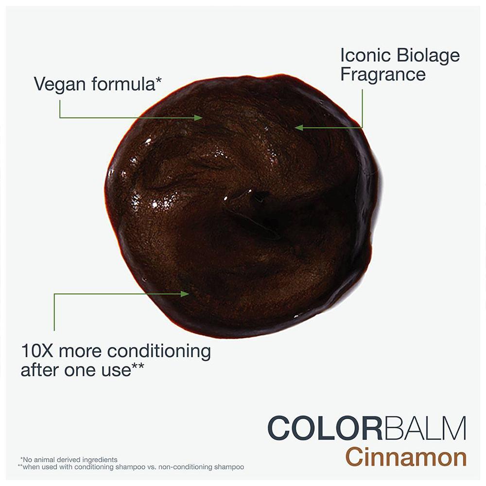 Biolage ColorBalm Cinnamon Color Depositing Conditioner 250ml