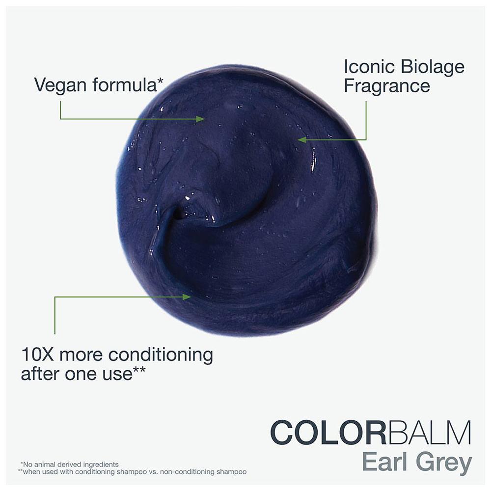 Biolage ColorBalm Earl Grey Color Depositing Conditioner 250ml