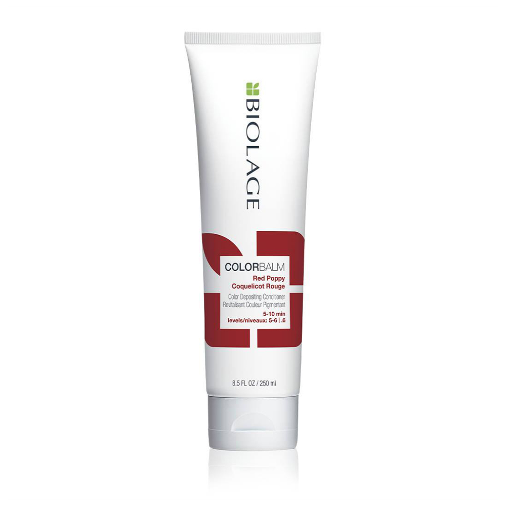 Biolage ColorBalm Red Poppy Color Depositing Conditioner 250ml