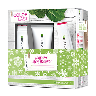 Biolage Colorlast Gift Pack 2019