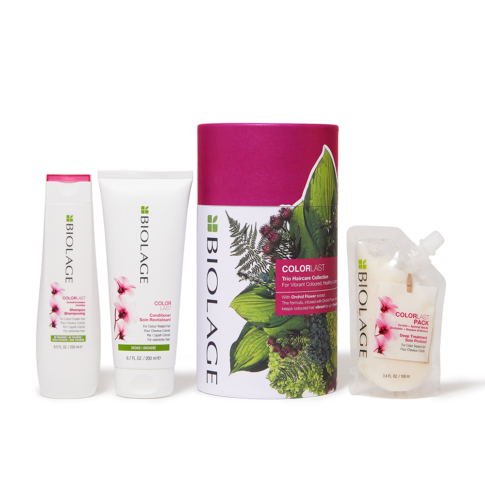 Biolage 2020 Colorlast Gift Box