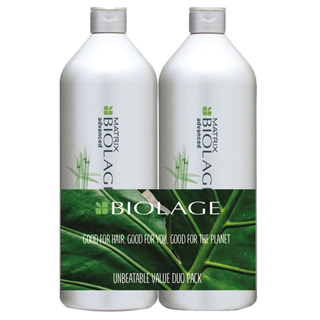 Biolage Fiberstrong  Litre Duo Pack