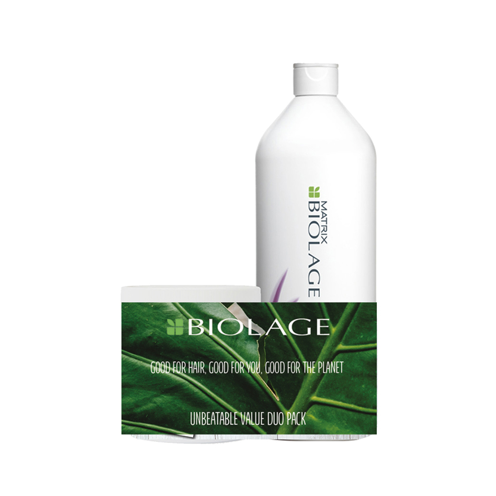 Biolage Hydrasource  Litre Duo Pack