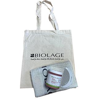 Biolage RAW Rehab Clay Mask Gift Bundle - For Stressed, Sensitised Hair