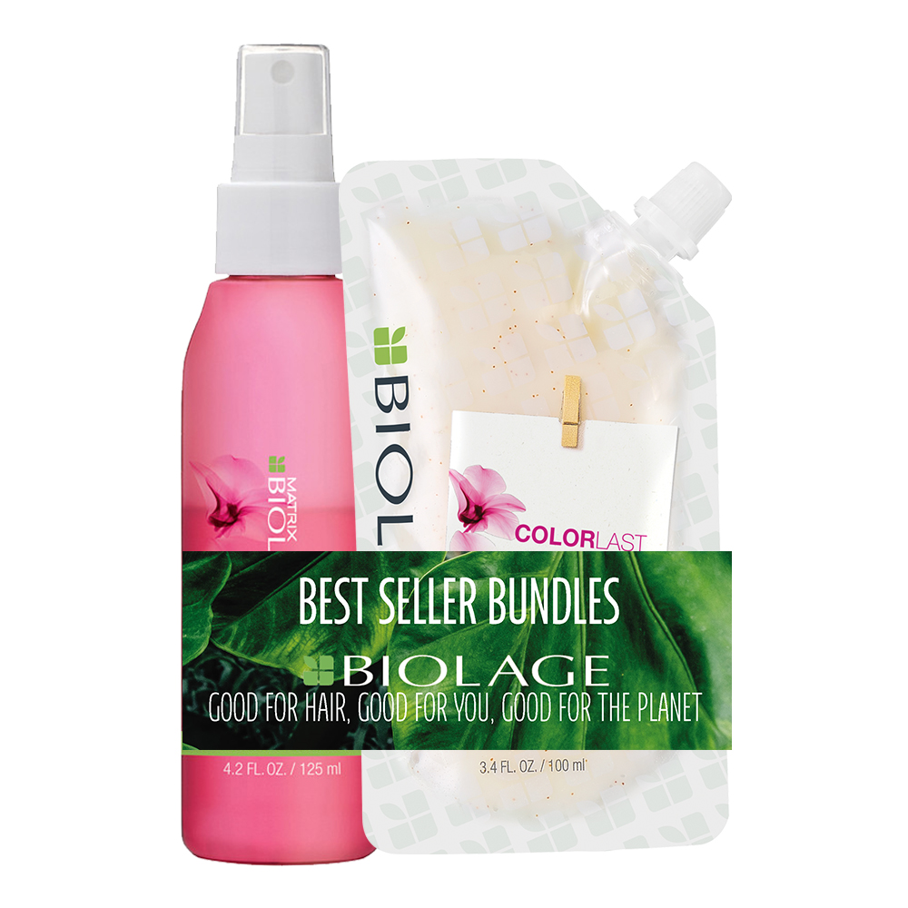 Biolage Colorlast Treatment Pack + Shine Shake Duo