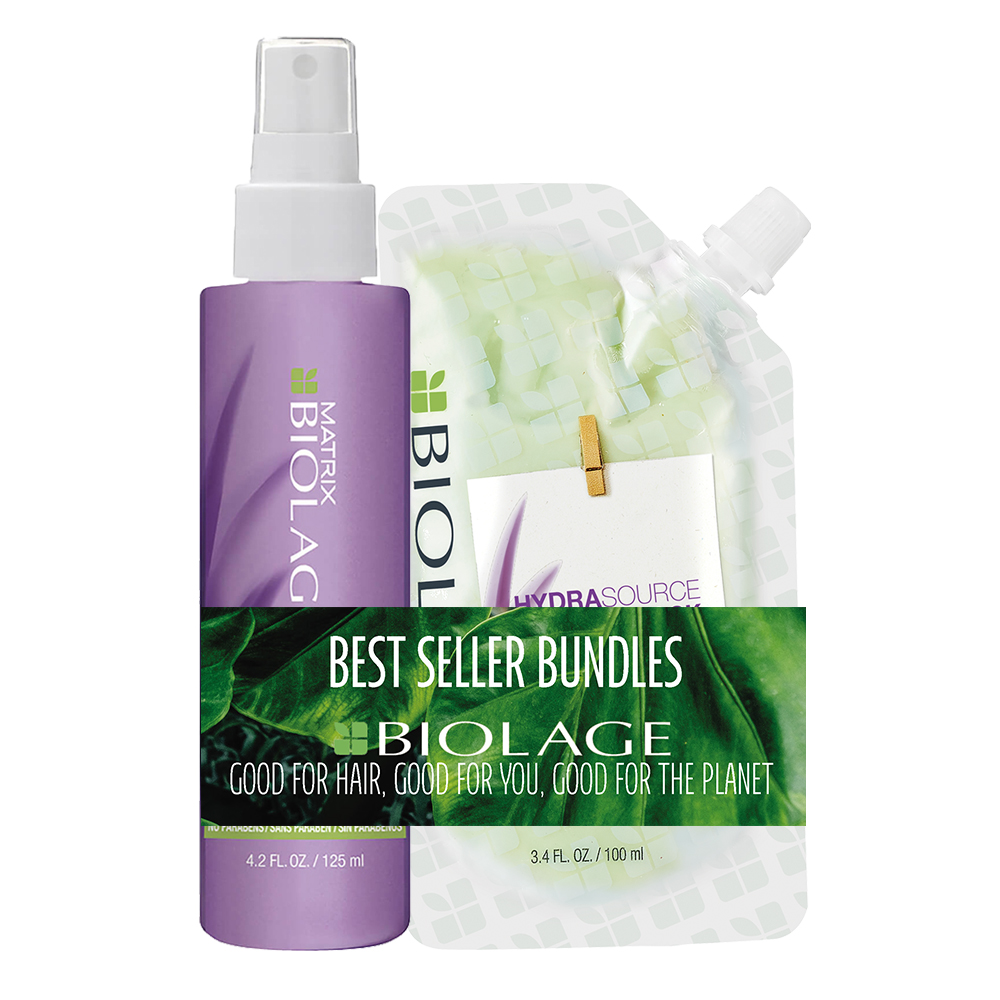 Biolage Hydrasource Treatment Pack + Dewy Mist Duo