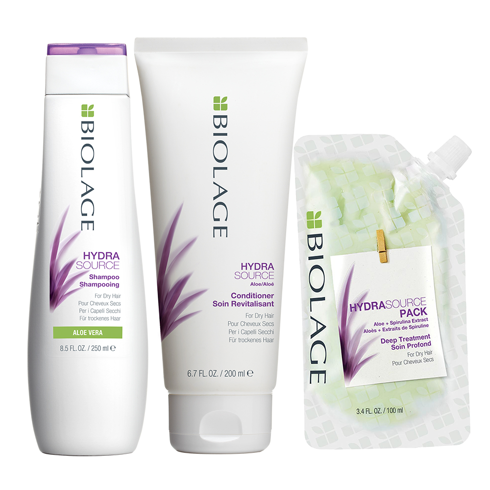 Biolage Hydrasource Trio Pack