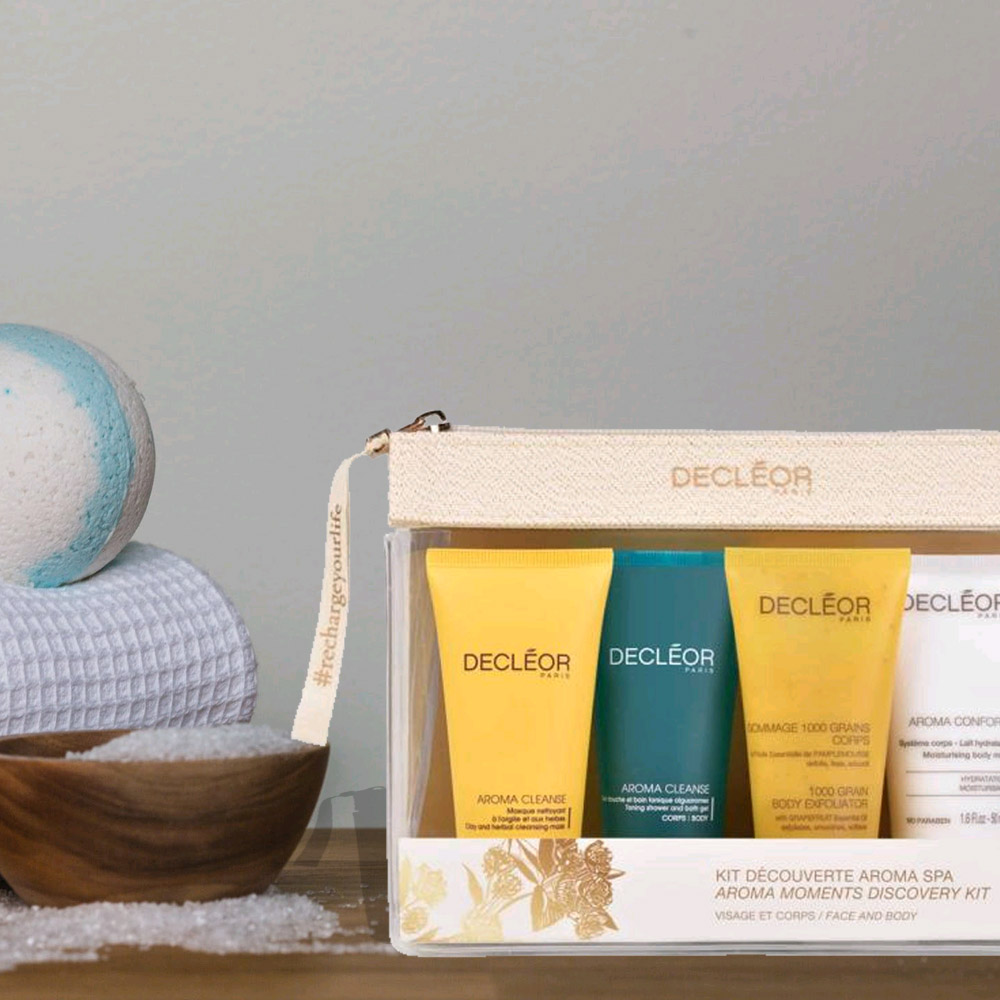 Decleor Aroma Discovery Face and Body Kit