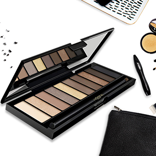 Loreal Paris Color Riche Eyeshadow Palette Beige