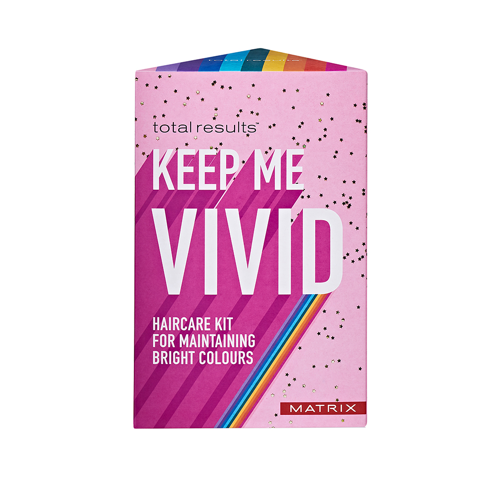 Total Results 2020 Keep Me Vivid Gift Box