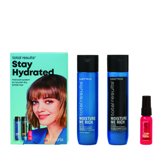 Total Results 2021 Moisture Me Rich Trio Gift Set