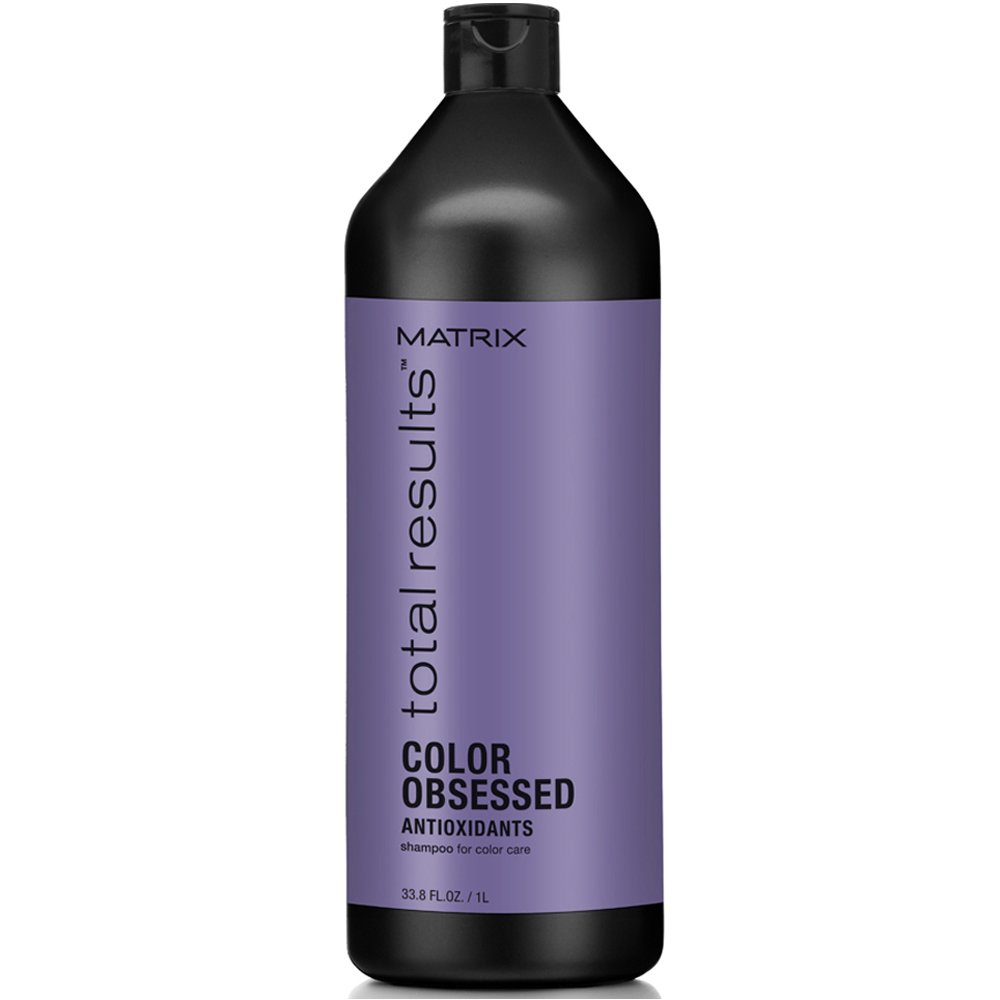Total Results Color Obsessed Shampoo 1000ml