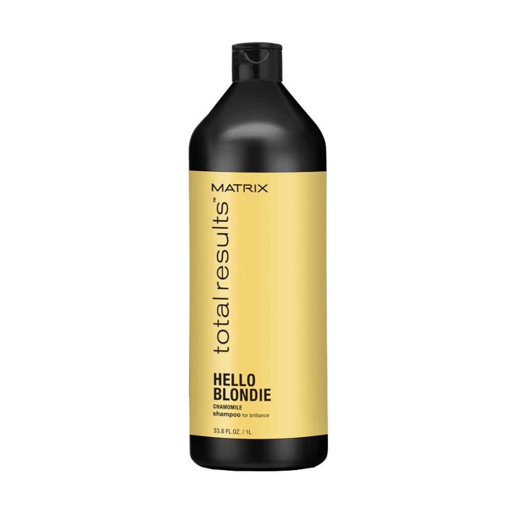 Total Results Hello Blondie Shampoo 1000ml