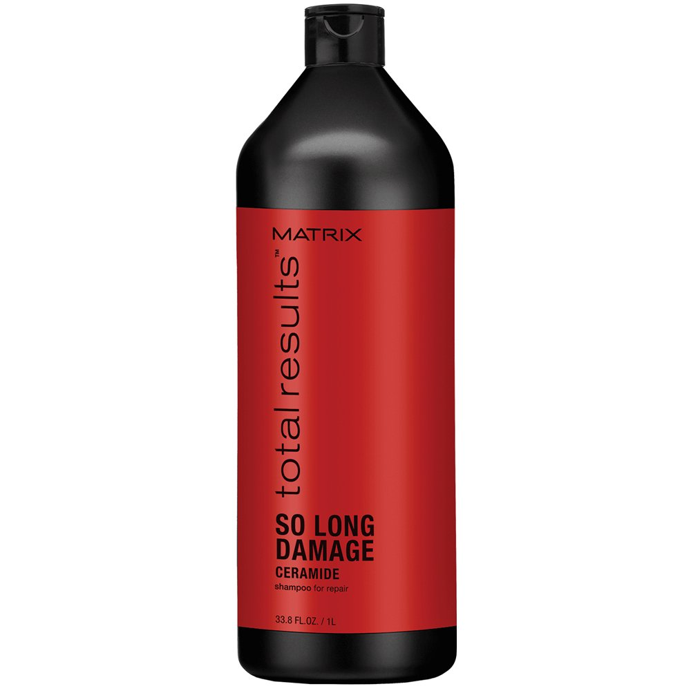 Total Results So Long Damage Shampoo 1000ml