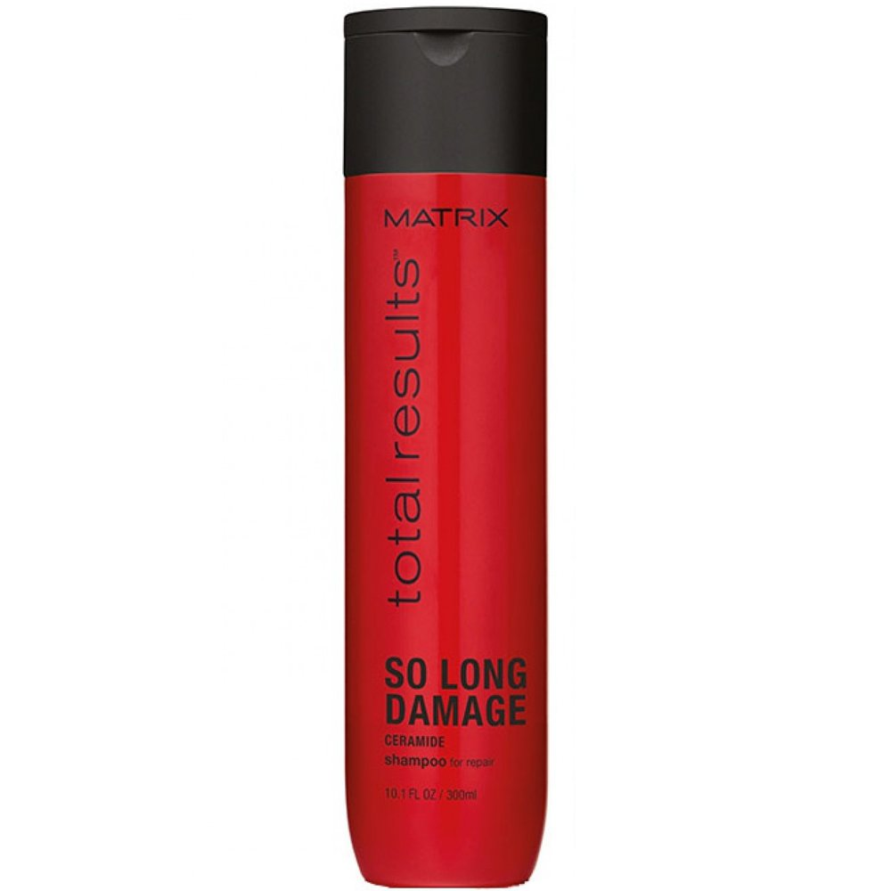 Total Results So Long Damage Shampoo 300ml