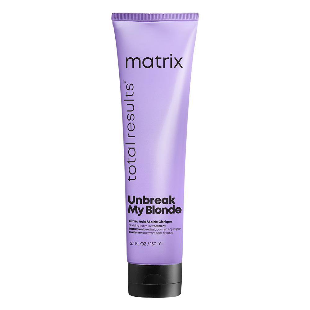 New Total Results Unbreak My Blonde Reviving Leave in Treatment 150ml