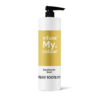 Infuse My Colour Gold Conditioner 1 Litre