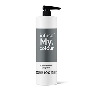 Infuse My Colour Graphite Conditioner 1000ml