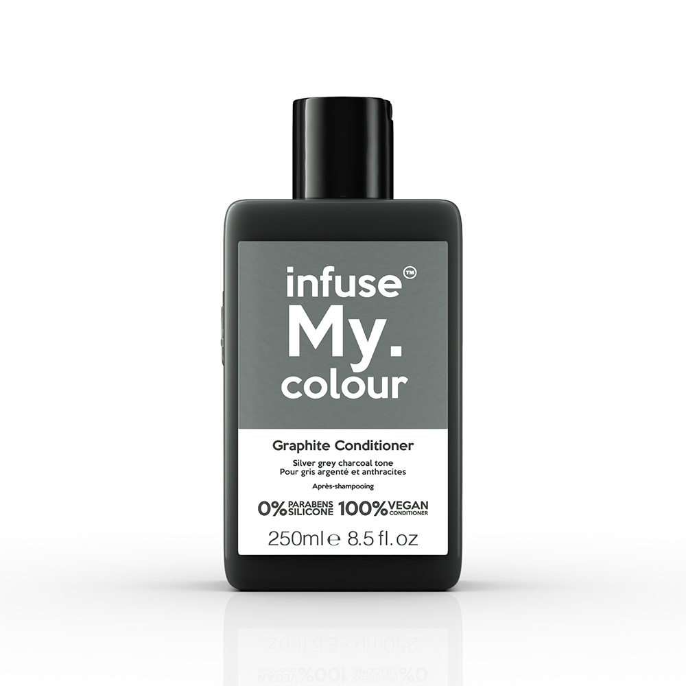 New Infuse My Colour Graphite Conditioner 250ml