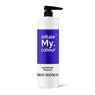 Infuse My Colour Platinum Conditioner 1 Litre