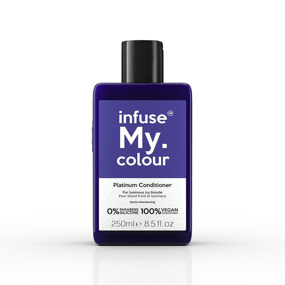 New Infuse My Colour Platinum Conditioner 250ml